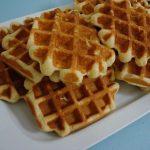 5 recetas sencillas para hacer bizcochos en gofreras