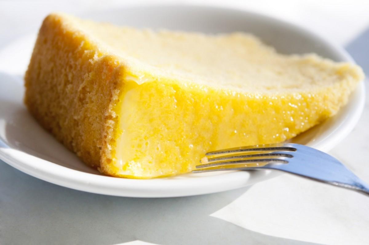 Bizcocho de limón thermomix