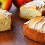Bizcochos de manzana